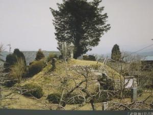 富本銭出土の部領地1号古墳